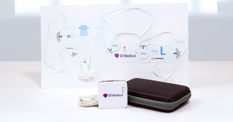 宇心家用ECG減少病患就醫風險,有效運用醫療資源